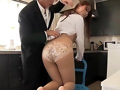 Astonishing porn clip Creampie exclusive showcase