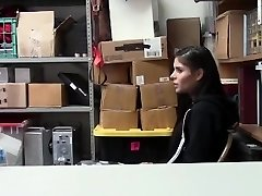 Shoplyfter - Sexy Teen Romped By Santa