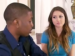 Babysitter is lured by a Ebony Couple. Y & B