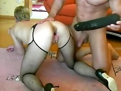 Wife Faux-cock Fun