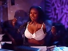 Howard Stern's Robin Shivers Demonstrating Double G's