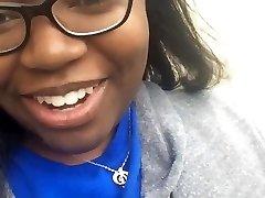 Ugly girl fucks college schoolgirl