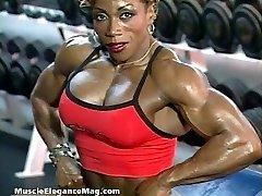 دزیره الیس 05 - زن بدنساز