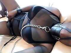 Black Stockings Encasement