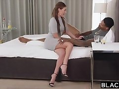 BLACKED Nurse Can't Resist Bbc On A Palace Call