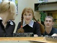 New Doll in School