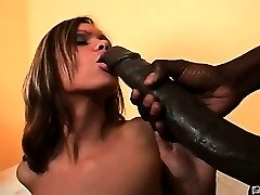 She got that ample black dick New Jersey style! We've got