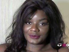 black aux gros seins audition amatrice
