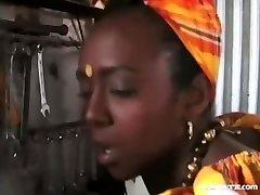 Ebony godesses African Anal Homenage comp