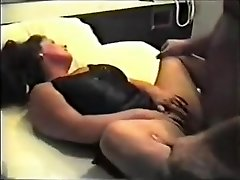 Humungous wife cuckolding her man with a kinky big dick stranger
