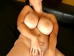 Terry starts the set with a beautiful solo session. Fingering her wet shaved slit, Terry also...