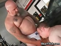 Hairy homo dudes suck cock and get part1