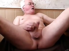 granddad stroke on webcam 4