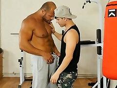 Zack Bondage Mask and Bastian Karim