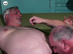 Face Fuck Big Daddy Bear