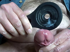 cumming by monkey spanker