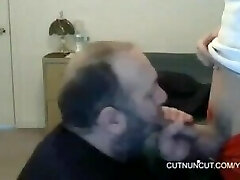 Bear sucking a twink and guzzle