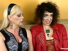 Step Mommy has a Stiffy Bratty Fresh Daughter Finds out the Hard Way