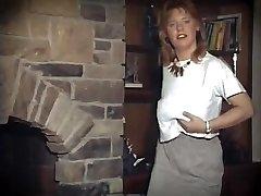 SUSSUDIO - vintage ginger huge baps strip dance