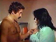 zerrin egeliler old Turkish hookup erotic movie fuck-a-thon scene hairy