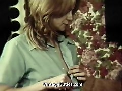 Swinger Couples Enjoy Group Sex Ejaculations (1970s Antique)