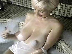 Danni Ashe First-ever Video Breasts On Fire