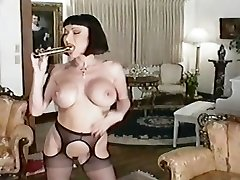 Madame Fatale And Her Fake Penis