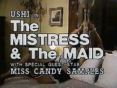 Domina And The Maid Lesbian Scene