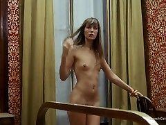 Jane Birkin nude - Love at the Top