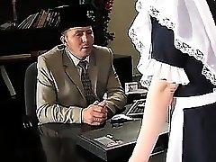 STP1 Marvelous Teenage Maid wurde zum Ficken gemacht!