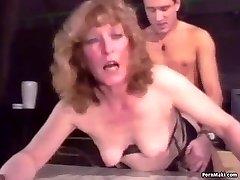 Retro Granny Assfuck