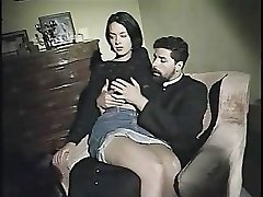 Monica Roccaforte pounded by her priest