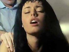 Anita Dark - anal invasion clamp from Pretty Girl (1994) - RARE