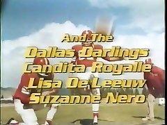 Classic movie - Pro-Ball Cheerleaders (part 1 of 2)