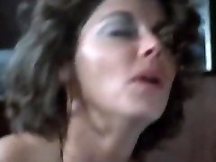 Old-school Scenes - Strap On Threesome
