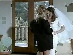Sapphic sex after marriage.