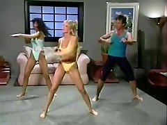 THAT'S THE WAY - vintage workout sport xxx video