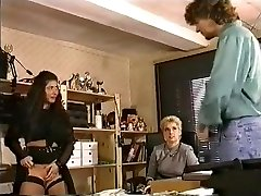 In the Office a Big Tits attempt G/g Fisting and Anal Fuck