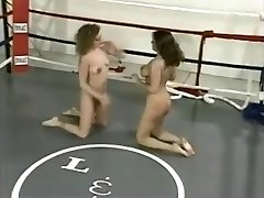 Naked Ring Grappling (2)