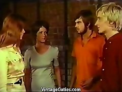 Disastrous Tryouts for Fucking Hot Teenager Girls (Vintage)