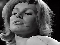 TASTE THE WHIP - antique 60's femdom flagellating
