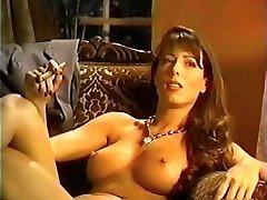 Handsome homemade Smoking, Big Tits romp video
