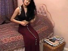 British Indian Doll Shabana Kausar Retro Porn