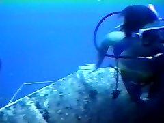 Destroy Scuba Diver In Bikini