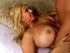 Classic Mature, Ample Melons, Big Clit and Anal