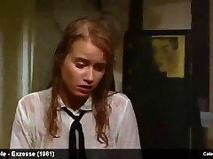 Jane Birkin & Karina Fallenstein bare and explicit scenes