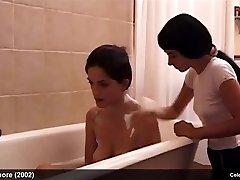 Giada Colagrande & Natalie Cristiani nude and wild sex video