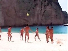 Vintage STRAIGHT Dudes VACATION NAKED IN PARADISE -(���)-