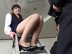 Crazy Chinese gal in Horny Secretary, Compilation JAV movie