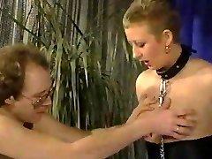 Short Hair Milfy Bodacious Slave Frau